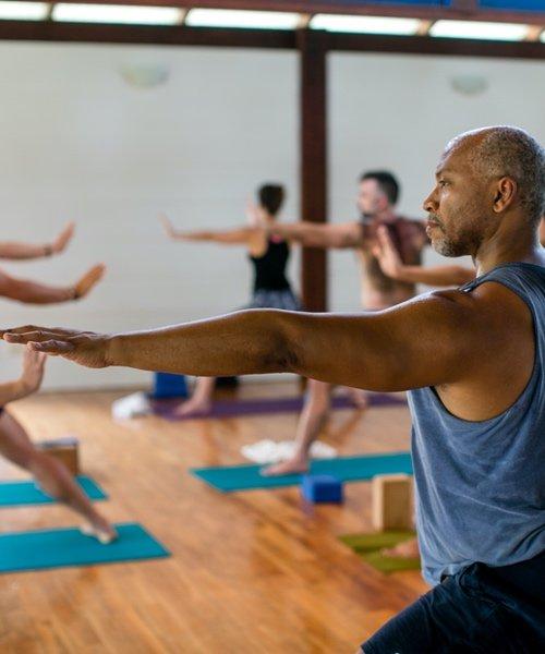 14-day yoga teacher training Blue Osa
