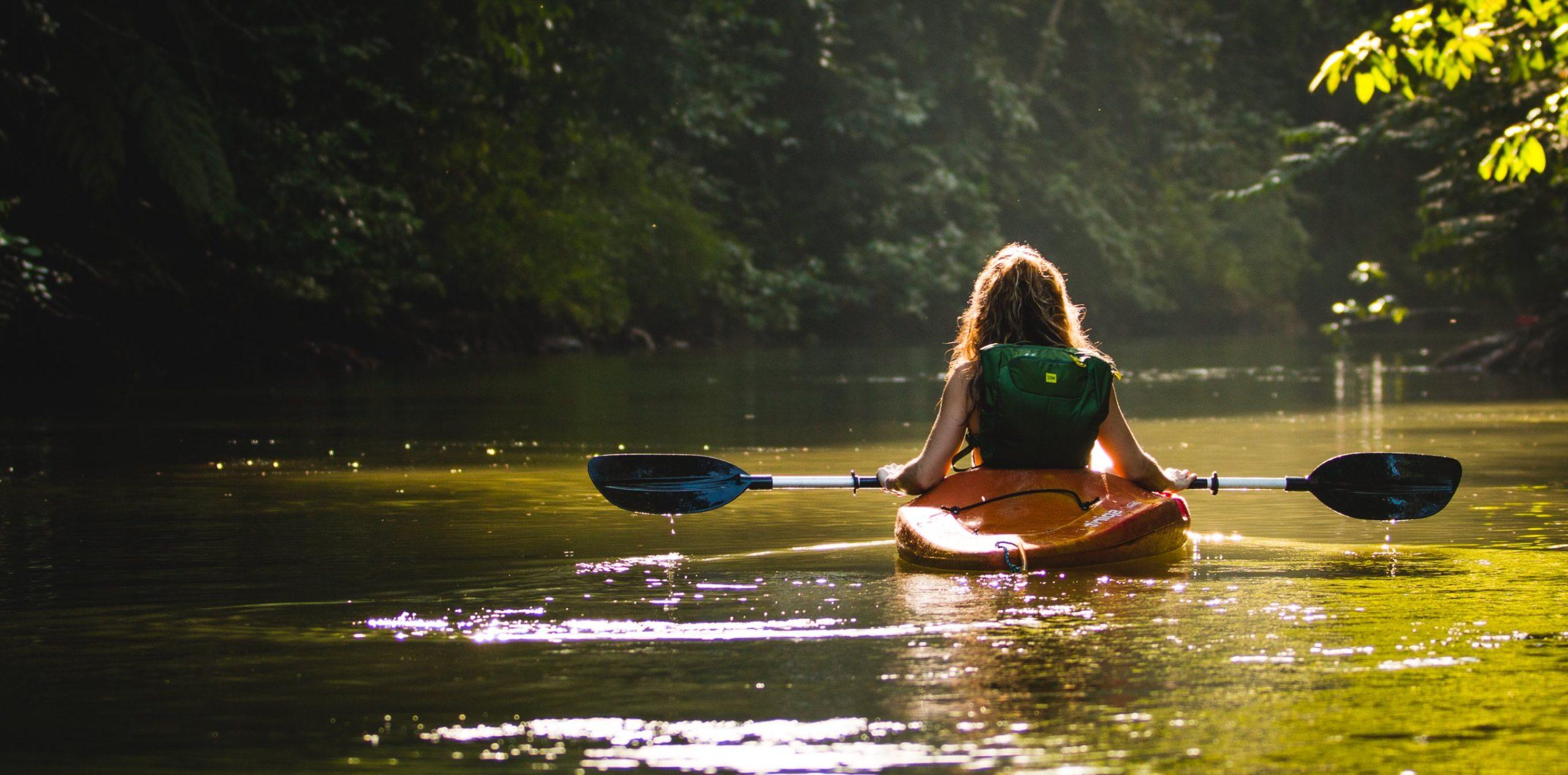 mangrove kayak tour || eco-tour adventure || Blue Osa Yoga Retreat