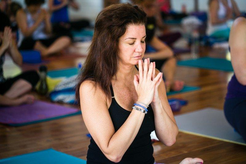 Meditation is the key to stillness