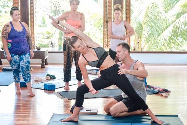 14-day Yoga teacher training costa rica
