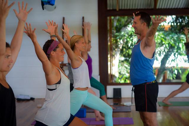 Yogi Aaron Immersion Yoga Teacher Training