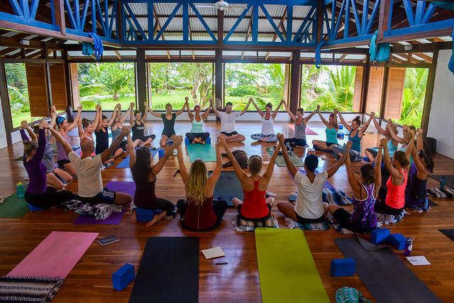 History of Yoga Teacher Training in Costa Rica