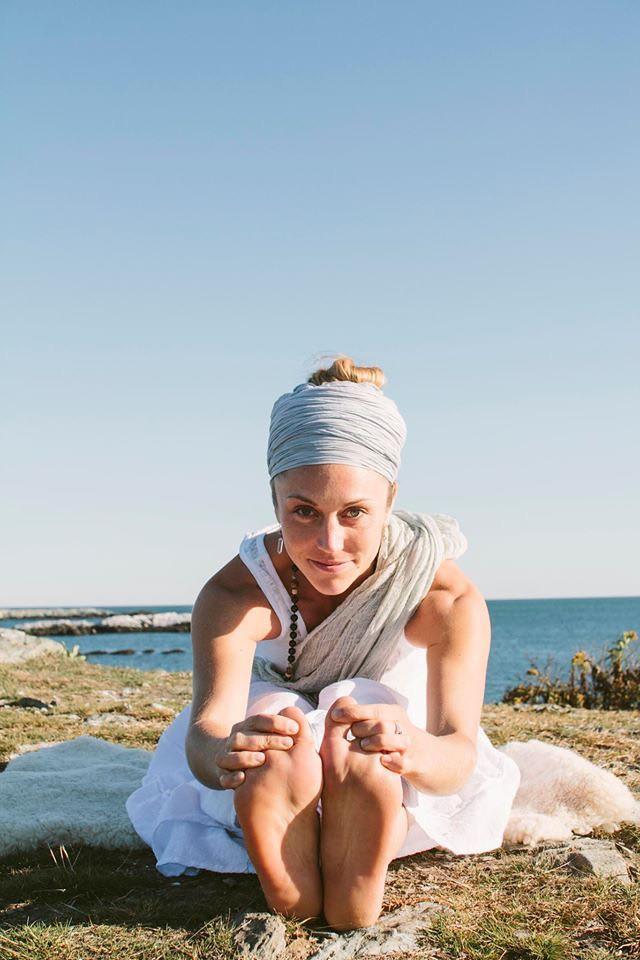 Kyla Rose Maher Blue Osa Costa Rica Yoga Retreat