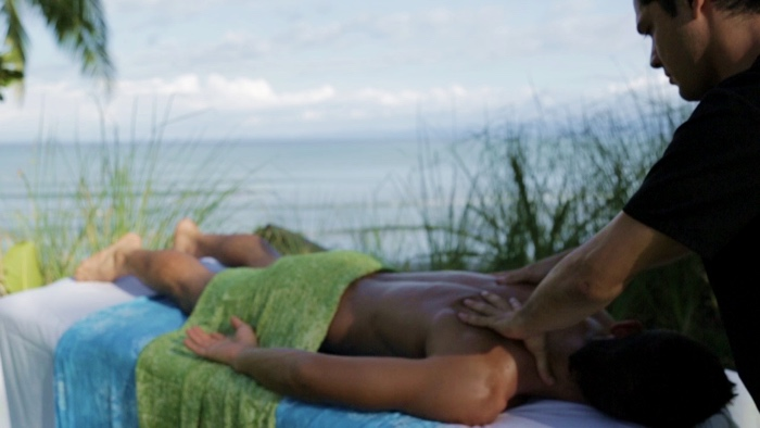 5 Ways To Make Your Gay Wedding Special At Blue Osa Yoga Retreat + Spa - A Couples Massage!