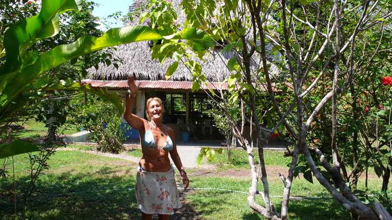 The story of a yoga retreat in Costa Rica