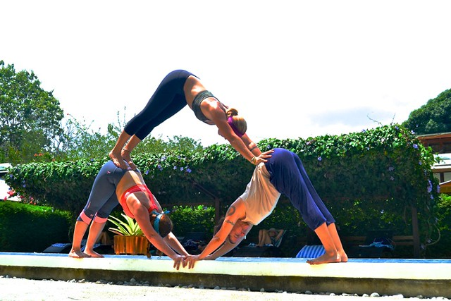 25 Fantastic Reasons To Pack Your Bags And Visit Blue Osa Right Now Yoga by the pool