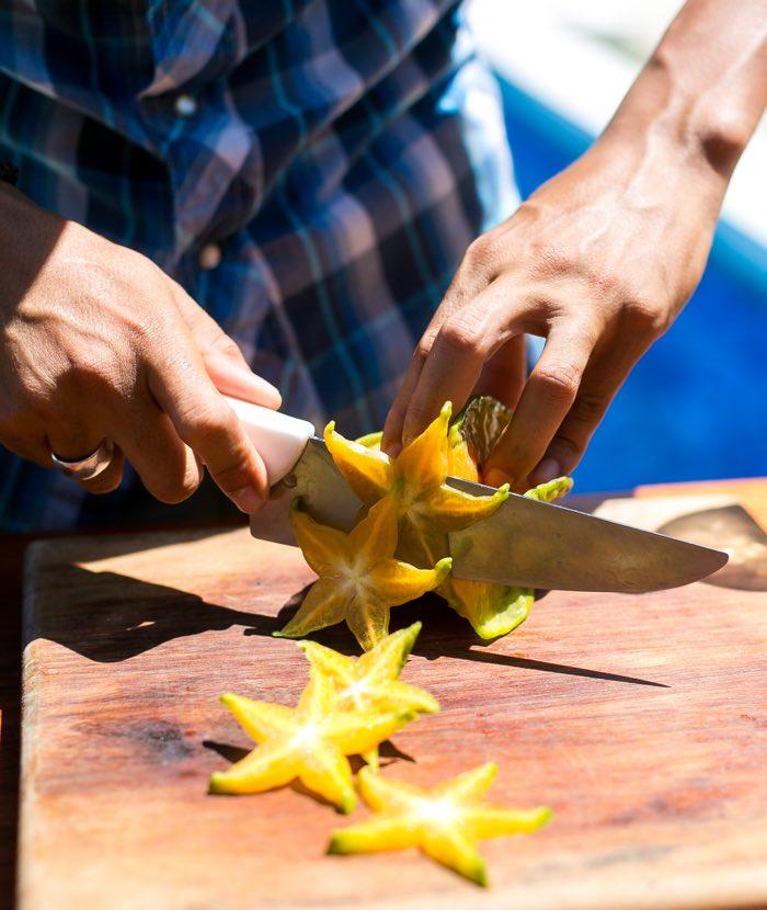 How to Make Starfruit Juice