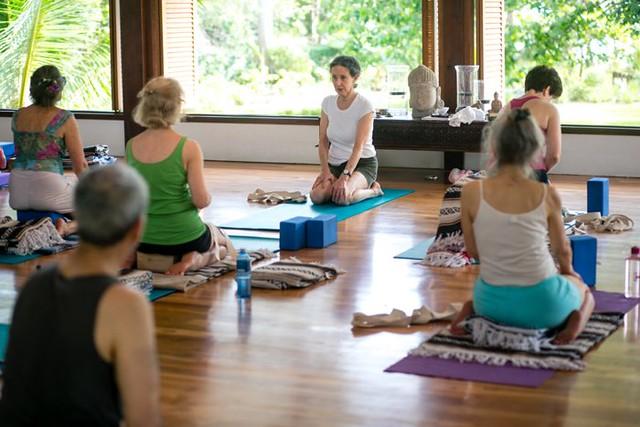 Costa Rica- Yoga for Every Soul Blue Osa Yoga