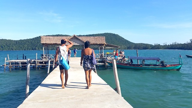 10. Island hopping in Cambodia with Blue Osa Journeys