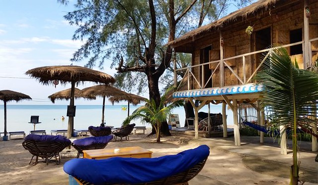 2. Sip coconuts in Cambodia with Blue Osa Journeys
