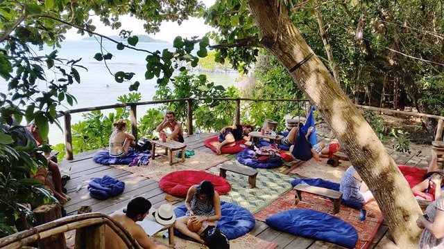8. do absolutely nothing in Cambodia with Blue Osa Journeys