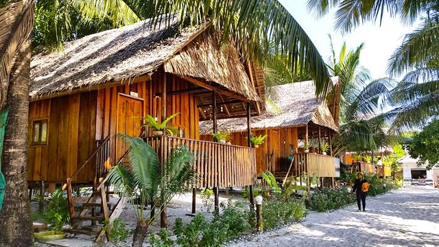 3. Live in cheap beach houses in Cambodia with Blue Osa Journeys
