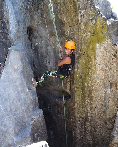 20. Go rappelling in Cambodia with Blue Osa Journeys