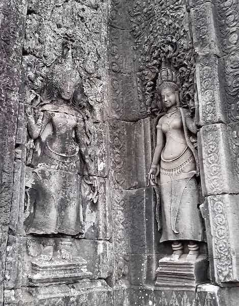 5 AMAZING SECRETS OF THE ANGKOR WAT BLUE OSA YOGA JOURNEYS CAMBODIA STONE DETAILS