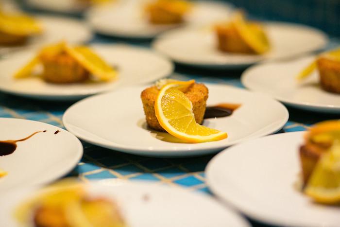 Gluten Free Lemon Mint Shortbread Cookies Baked