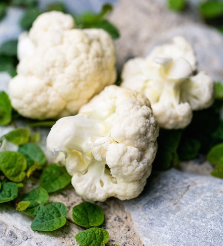 Cauliflower Pesto Recipe Blue Osa Yoga Costa Rica Cauliflower