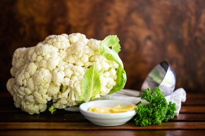 Cauliflower Pesto Recipe Blue Osa Yoga Costa Rica