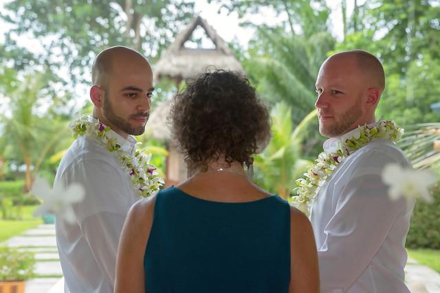 Best Gay Wedding At Blue Osa