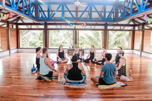 300 Hour Yoga teacher training spiritual awakening