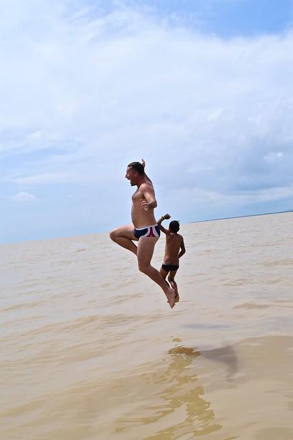 Cambodia Blue Osa Journey September 2016