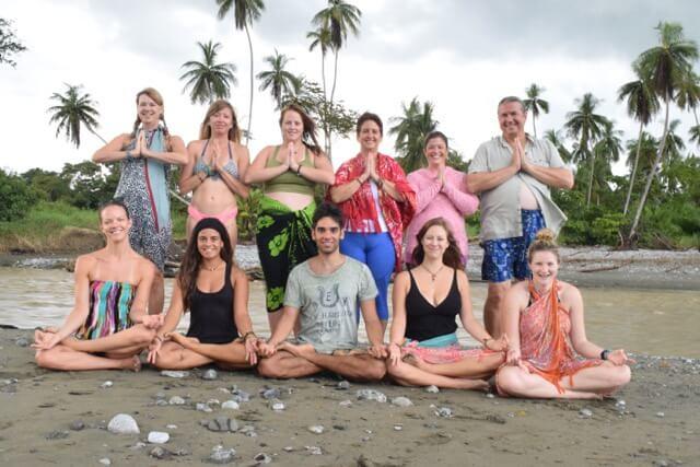 Immersion-Style Yoga Teacher Training Beach