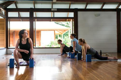 Yoga Retreat Teacher