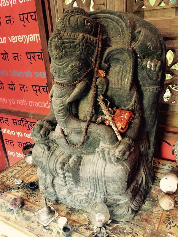 Ganesha-Blue-Osa