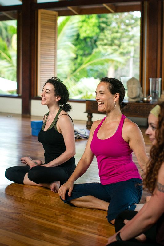 sell out your yoga retreat