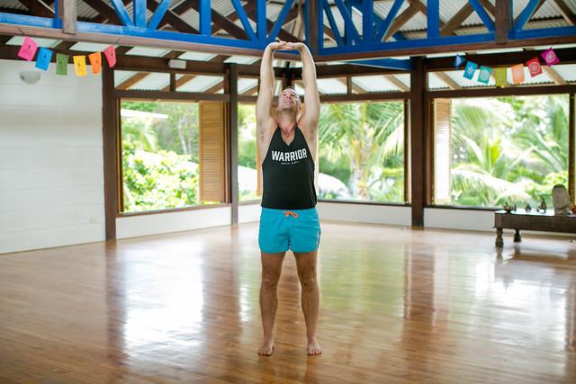 How to practice yoga - http://YogiAaron.com