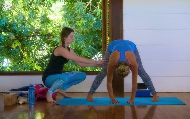 June 2016 Yoga Teacher training