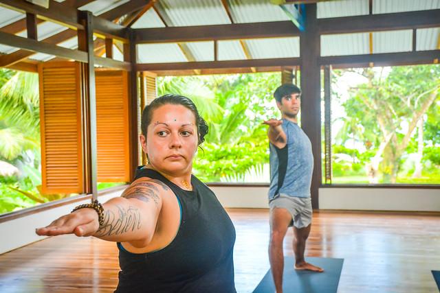 300 Hour Yoga Teacher Training Students