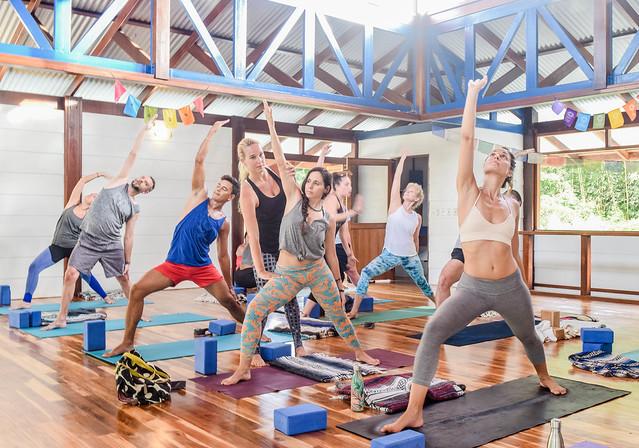 June 2017 Yoga Teacher training