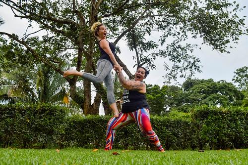 How Yoga saved my life through a yoga teacher training at Blue Osa