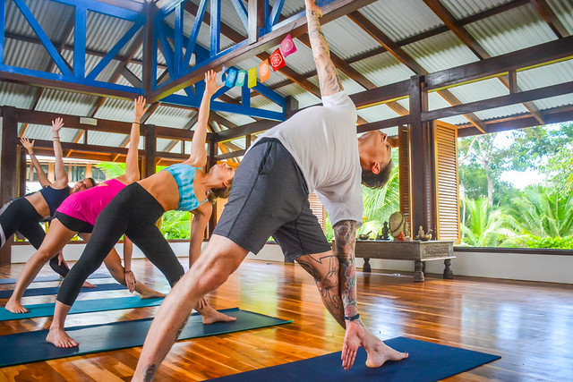 300 Hour yoga teacher training intention