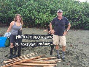 A Sea Turtle Rescue Vacation In The Osa Peninsula Costa Rica