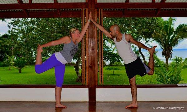 Costa Rica Osa Peninsula Yoga Retreat