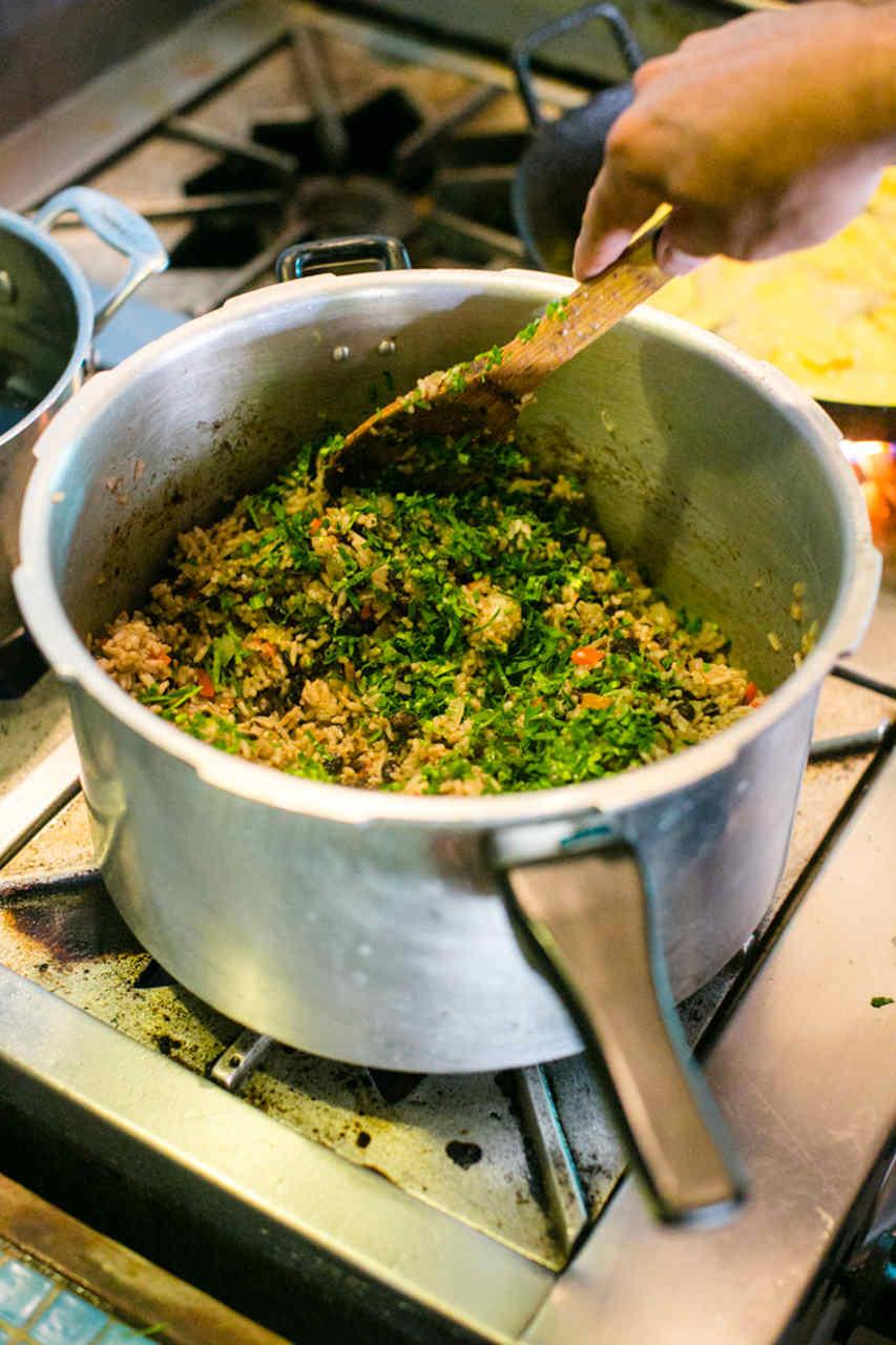 Blue Osa traditional Gallo Pinto Recipe