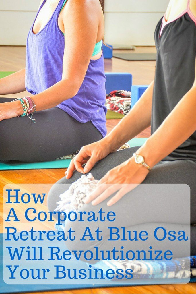 How A Corporate Retreat At Blue Osa Will Revolutionize Your Business