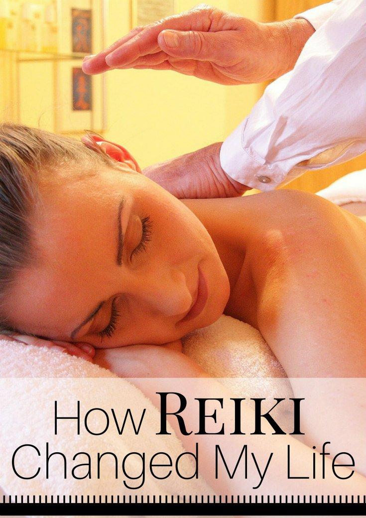 How Reiki Changed My Life