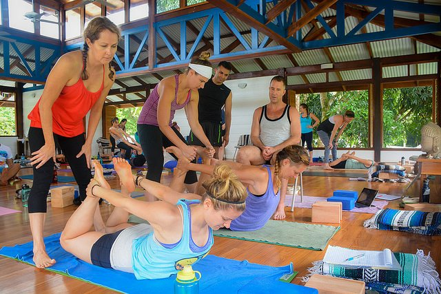 Marketing Yourself to Get a Job as a Yoga Teacher