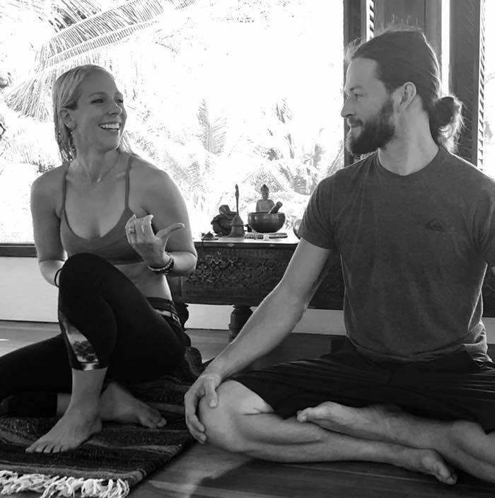 New Year's Yoga Retreat with Brittany Smith and Kevin Flynn