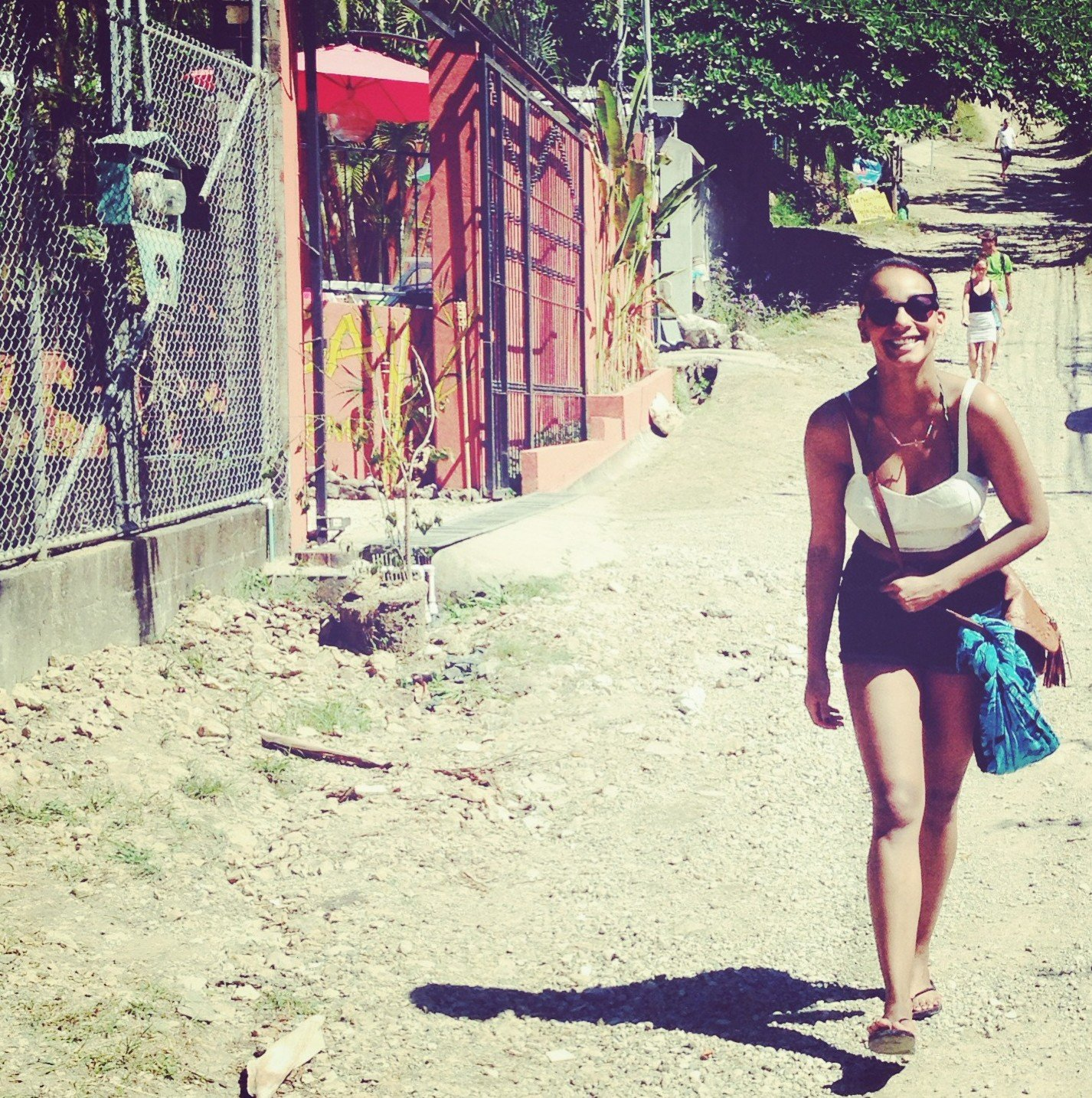 Olivia Christine, Travel Blogger