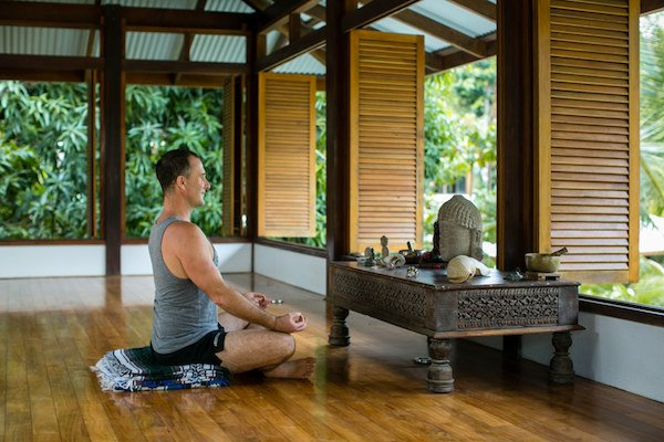 The Best Places To Meditate At Blue Osa Yoga Studio
