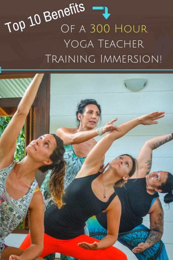 Top 10 Benefits 300 Yoga Teacher Training
