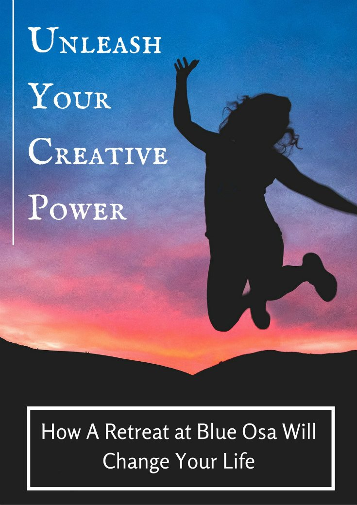 Unleash Your Creative Power- How A Retreat At Blue Osa Will Change Your Life