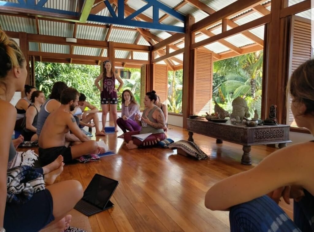 VaniDevi - how yoga saved my life from PTSD