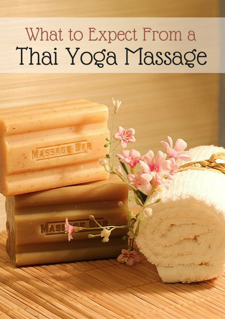 What to Expect From a Thai Yoga Massage