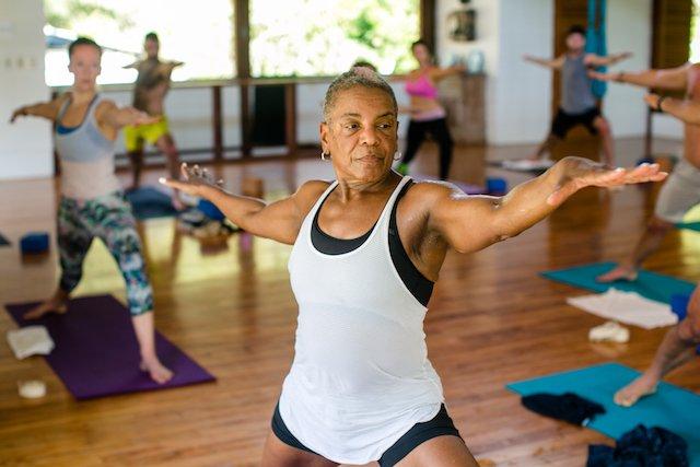 Women's Empowerment Yoga