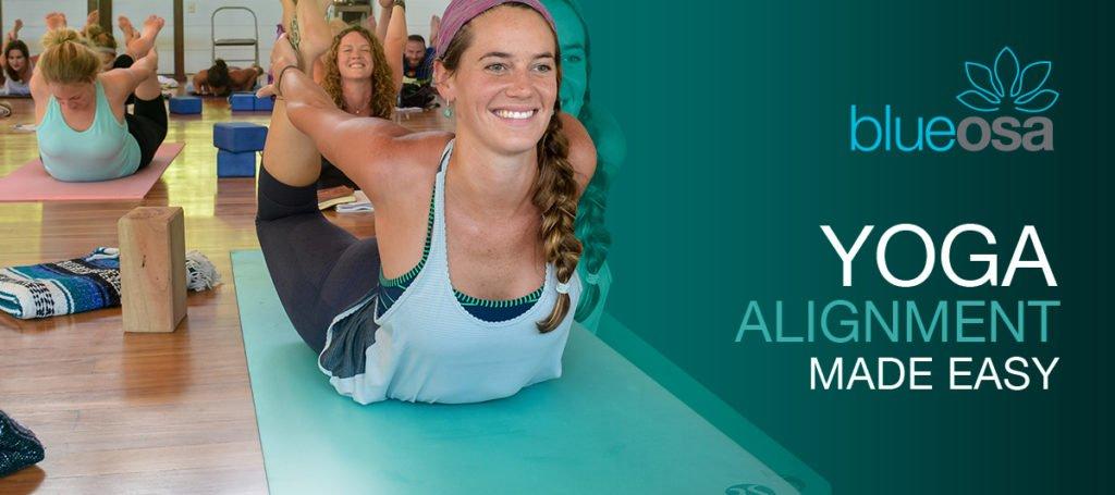 Yoga-Alignment made easy