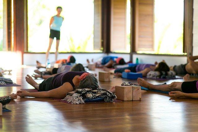 advice for yoga teachers